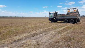 Preparing crop fields