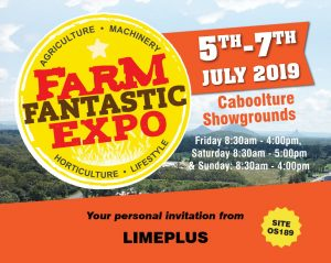 LimePlus at Farm Fantastic